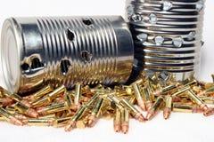 Latte della fucilazione Immagine Stock