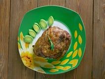Latte di Al di Maiale brasato carne di maiale Fotografia Stock