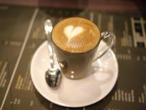 latte flecik Obrazy Stock