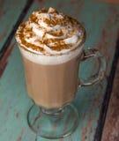 Latte-Getränk Lizenzfreie Stockbilder