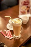 Latte Royalty Free Stock Images