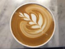 Latte-Grafik Lizenzfreie Stockfotografie