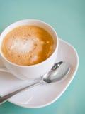 Latte kaffe Arkivfoton