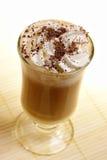 Latte Kaffee Stockbild