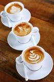 Latte Kaffee Stockbilder