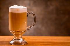 Latte kawa Obraz Stock