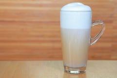 Latte kawa Zdjęcie Royalty Free
