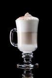 Latte macchiato Stock Photos