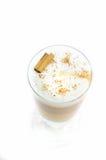 Latte macchiato Royalty Free Stock Photo