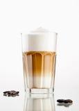 Latte Macchiato Fotos de Stock
