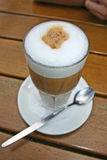 Latte Machiato Royalty Free Stock Images