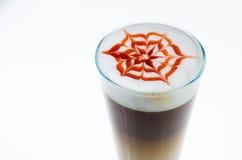 latte machiato Stock Photos