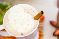Latte Stock Image