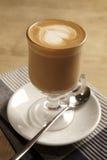 Latte sztuka Zdjęcie Stock