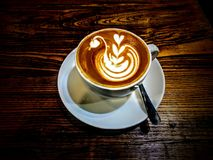 Latteart Immagini Stock