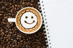 Latteart. Stock Afbeeldingen