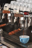lattee设备 免版税库存图片