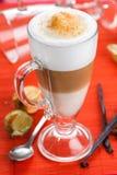 Lattekaffe Royaltyfria Foton