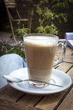 Lattekoffie Stock Fotografie