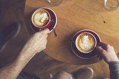Lattekonst Arkivbilder