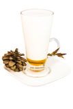 Lattekräm Royaltyfri Foto