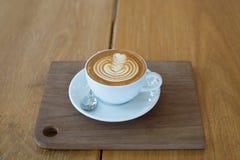 Lattekunst Lizenzfreie Stockbilder