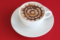 Lattekunst/Koffie Stock Foto's