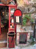 Latteria Del Gatto Nero Calcata Italy Stock Photos