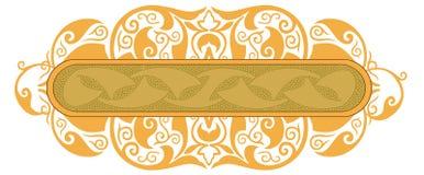 lattering panel för design Royaltyfria Foton