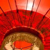 Lattern vermelho imagens de stock