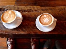 Lattes royalty free stock images