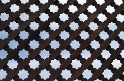 Lattice Royalty Free Stock Image