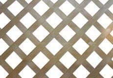 Lattice. Isolate lattice for background use royalty free stock photography
