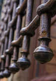 Lattice detail of historical building Royalty Free Stock Photos