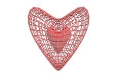 Lattice of Heart Stock Photography