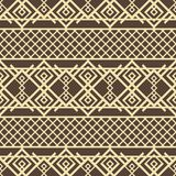 Lattice with openwork oriental elements seamless pattern. Abstract seamless geometric pattern of lattice with openwork oriental elements. Graceful vector tracery Royalty Free Stock Photo