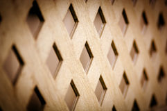 Lattice Pattern Royalty Free Stock Image
