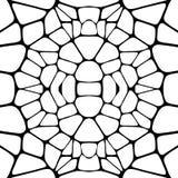 Lattice seamless background. Stock Images