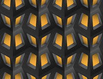 Lattice Seamless Pattern, Vector Illustration Royalty Free Stock Image