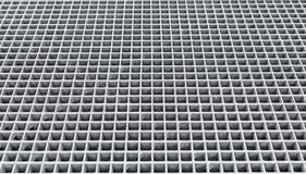 Lattice on the sidewalk. Street airing for the metro. Close-up Stock Images