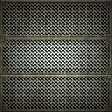 Lattice. Texture of metal Royalty Free Stock Photography