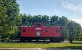 Lattimore Train royalty free stock photography