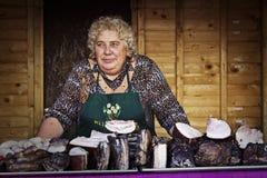 Latvia: Feira tradicional Imagem de Stock