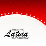 Latvia independence day Royalty Free Stock Photography