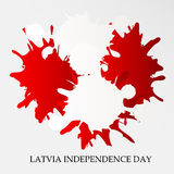 Latvia independence day Royalty Free Stock Photo