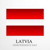 Latvia independence day Stock Photos