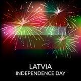 Latvia independence day Royalty Free Stock Photos