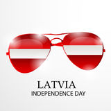 Latvia independence day Royalty Free Stock Images