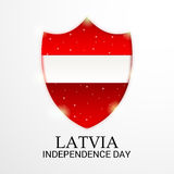 Latvia independence day Stock Images