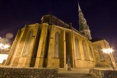 latvia kościelny święty Peter Riga s Fotografia Royalty Free